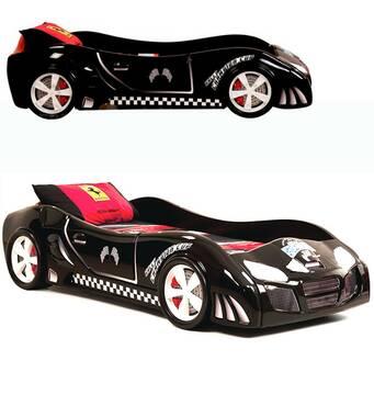 Продаєтьсяліжечко машинка спортивна для дітей недорого