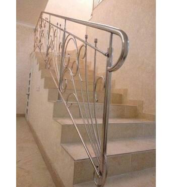 Купить перила и ограждения для лестниц