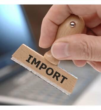 Замовити митне оформлення імпорту