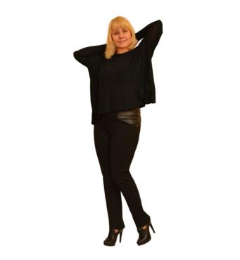 Зауженные брюки женские: стильный образ на каждый день
