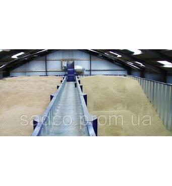 Надійний склад підлогового зберігання зернавід професіоналів