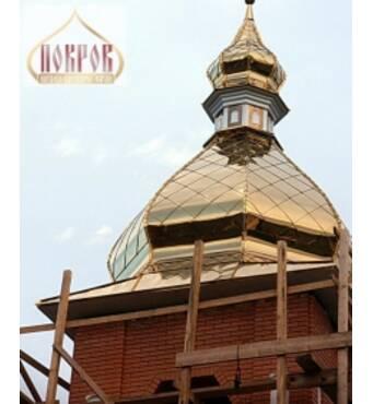 Виготовлення купола церквизамовити недорого