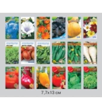 Друк упаковки для семян по оптимальной цене