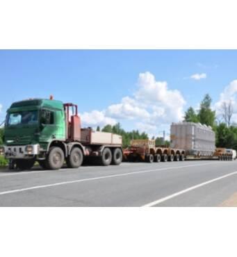 Перевезення великовагових вантажівУкраїна за доступною ціною!