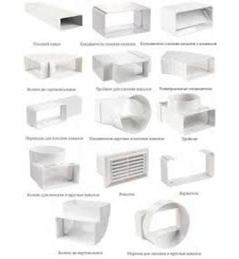 Короб вентиляционный пластиковый цена доступная