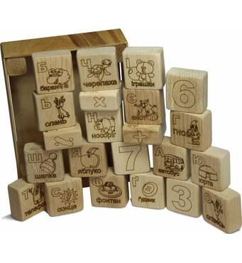 Розписні дерев'яні іграшки в широкому асортименті!