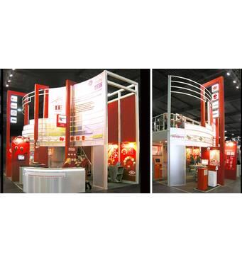Найкращі виставкові стенди лише в компанії Дисплей Стор!