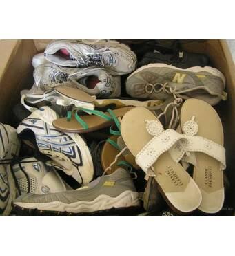 Взуття секонд хенд інтернет магазин — широкий вибір недорого!