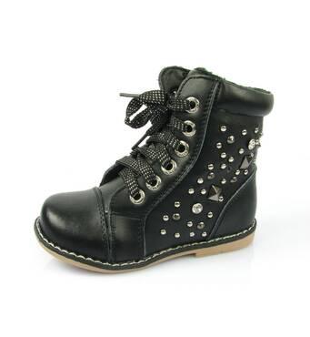 Недорого ортопедичні черевики для дівчинки Шалунішка