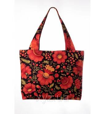 Тканинна сумка купити недорого