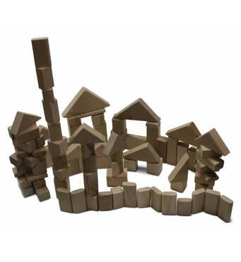 Деревянный конструктор разборный домик заказать