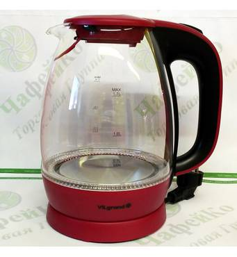 У продажі скляний чайник дешево
