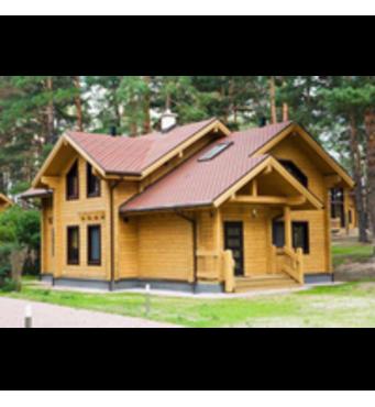 Гарні будинки з бруса замовити за вигідною ціною