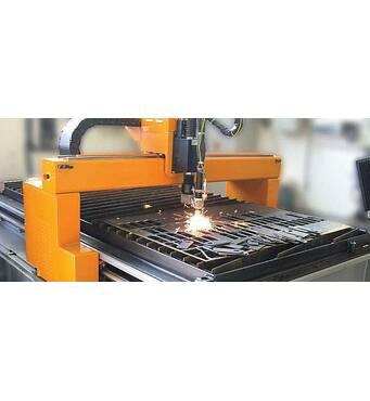 Купитиверстат плазмового різання металу з ЧПУ недорого