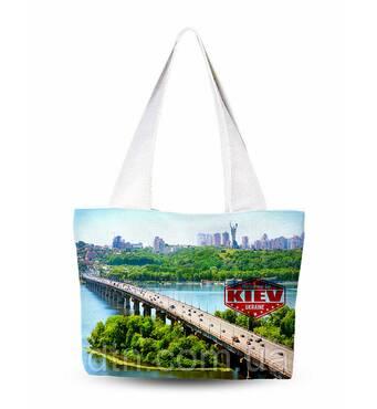 Красивая тканевая сумка купить