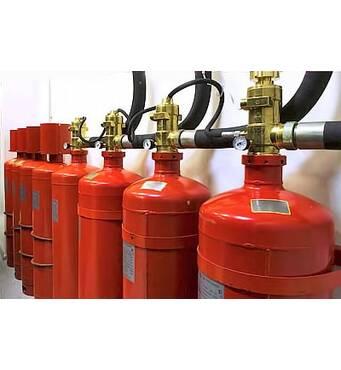 В продажемодульные установки газового пожаротушения