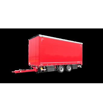 Продаж вантажних причепів європейської якості