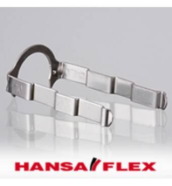 Купить скобы для крепления труб - «Ганза-Флекс»