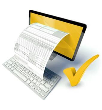 Электронная отчётность – очень удобно и быстро