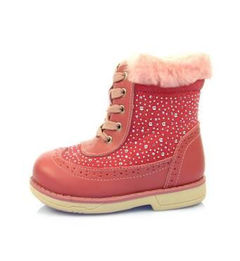 Недороге ортопедичне дитяче взуття зима і демісезон