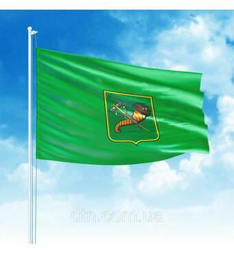 Виготовлення прапорців з логотипом в Україні