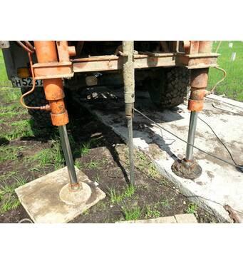 Статичне зондування ґрунтів на замовлення
