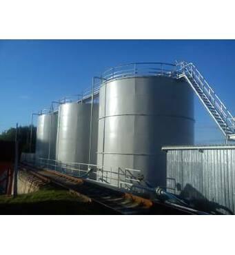 Виготовлення резервуарів для нафтопродуктівза вигідною ціною