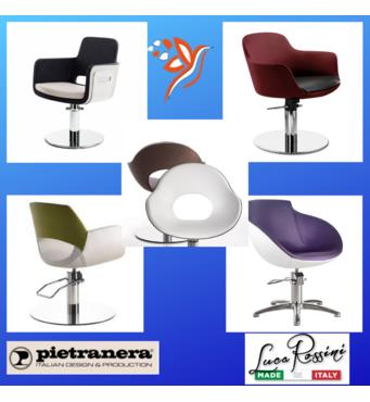 Дизайн перукарських крісел