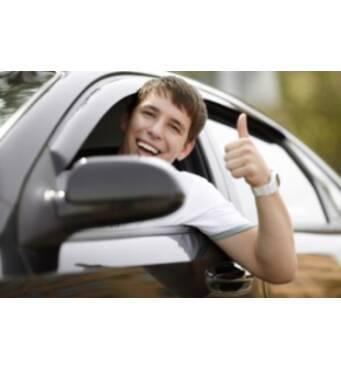 Пропонуємо уроки водіння автомобіля для початківців
