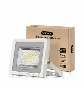 Реалізуємо світлодіодні прожектори вуличні Videx