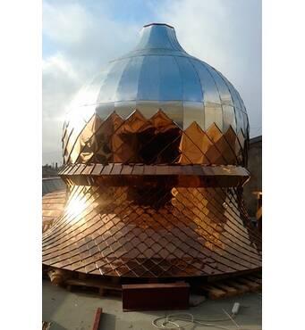 Церковні куполи виготовлення Україна