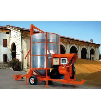 Якісне обладнання для сушіння зерна купити