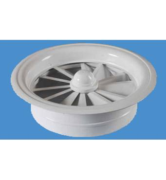 В продаже диффузоры вентиляционные круглые