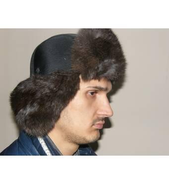 Чоловіча шапка вушанкакупуйте у нас!