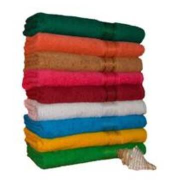 Купить недорого махровые полотенца оптом