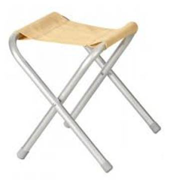 Реализуем стул походный