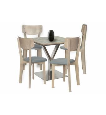 Купить красивый обеденный стол со стульями