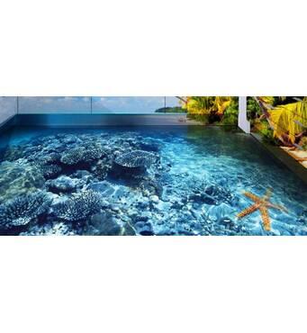 Пропонуємо кольорові наливні підлоги