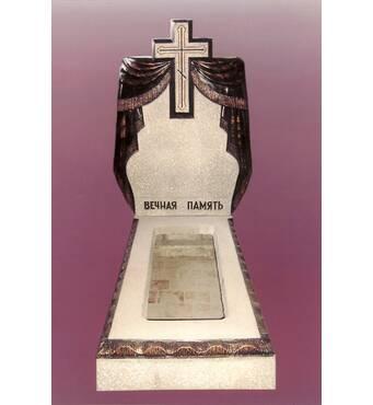 Памятник из мраморной крошки купить в Днепре!