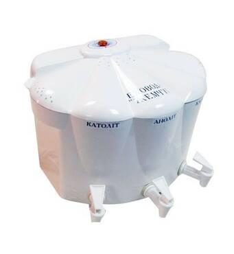 Электролизёр ЭАВ-6 даёт в домашних условиях чистую и полезную воду!