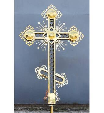 У продажу накупольні хрести