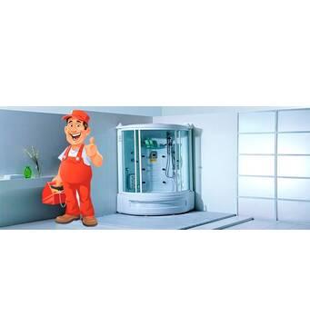 Здійснюємо ремонт перемикача води в душовій кабіні