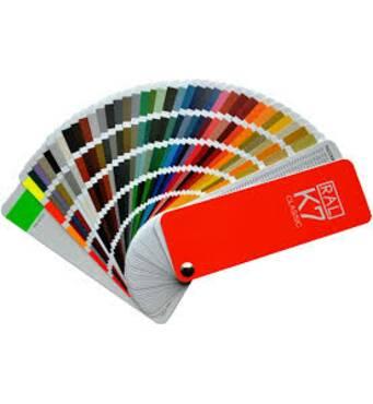 Купить веер цветов RAL K7 Classik