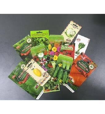 Пакетики для семян купить под заказ