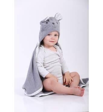 Рушник з капюшоном для новонароджених можна купити у нас!