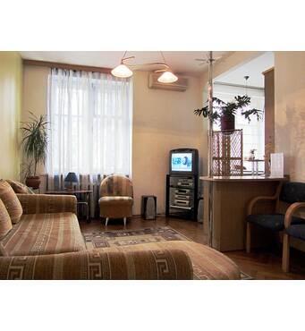 Аренда квартир посуточно в Киеве по оптимальной цене