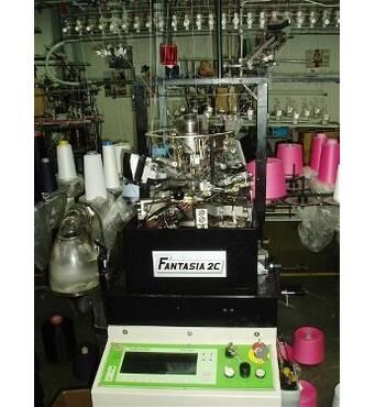 Обладнання для виробництва жіночих колготок Італія