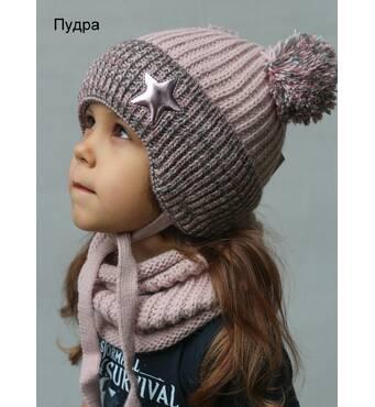 У продажу красиві дитячі шапки від виробника оптом