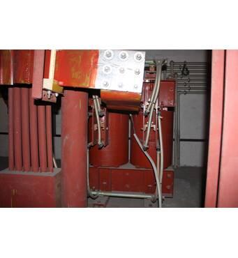 Піч дугова сталеплавильна постійного струму ДППС - 3.0
