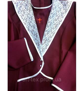 У продажу похоронний одяг для жінок